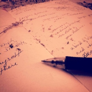 Kate Asche's Notes Toward a Poem